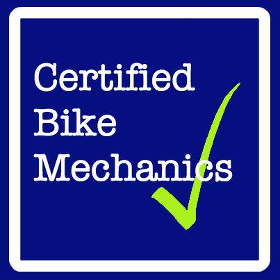 certified bike mechanics